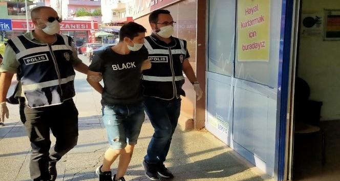 Evlerden hırsızlık yapan şüpheli tutuklandı
