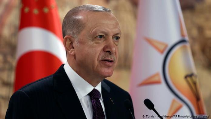 Erdoğan: Yaptırımlar egemenlik haklarımıza saldırı