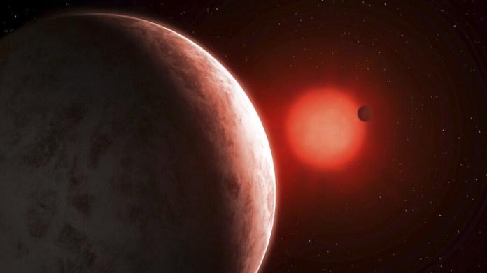 Milyarlarca yıllık bir 'Süper Dünya' keşfi