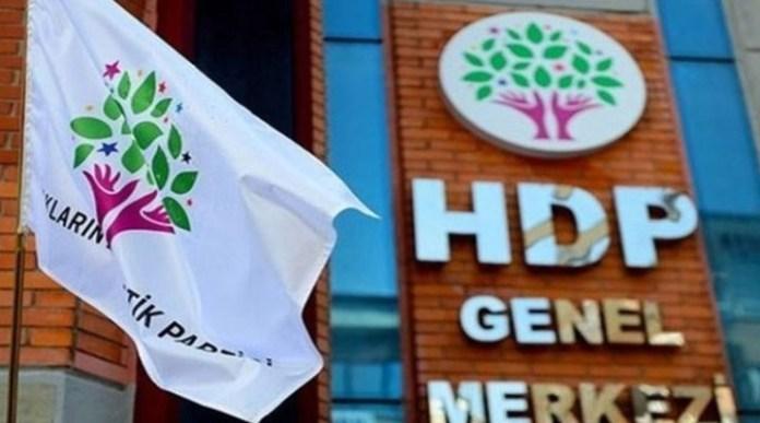 HDP'li 5 milletvekili hakkında soruşturma