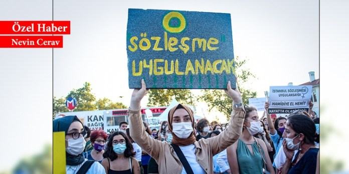 Kadın düşmanlığında Türkiye zirvede