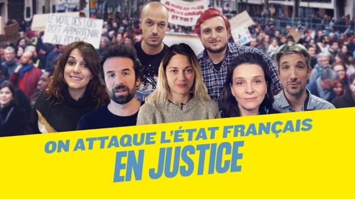 Fransa'da iklim davası: Devlet hatalı bulundu