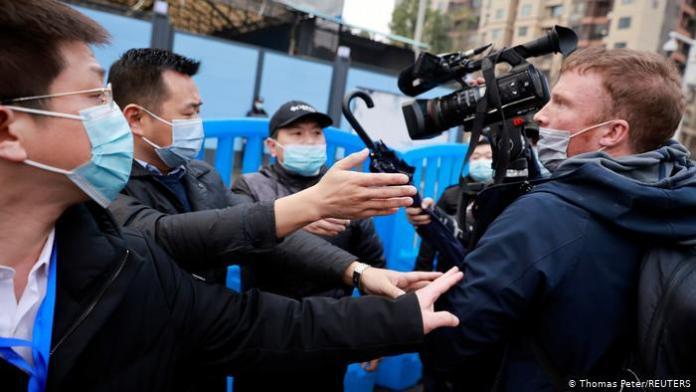 Rapor: Çin'de yabancı gazeteciler üzerindeki baskı büyüyor