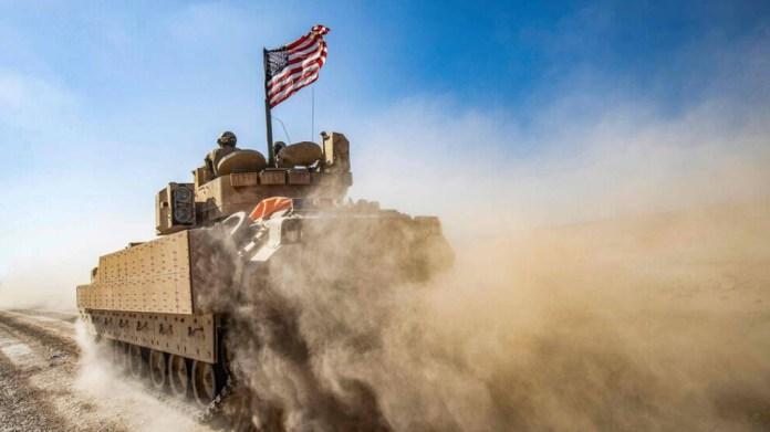 Suriye'deki ABD saldırısında en az 22 ölü