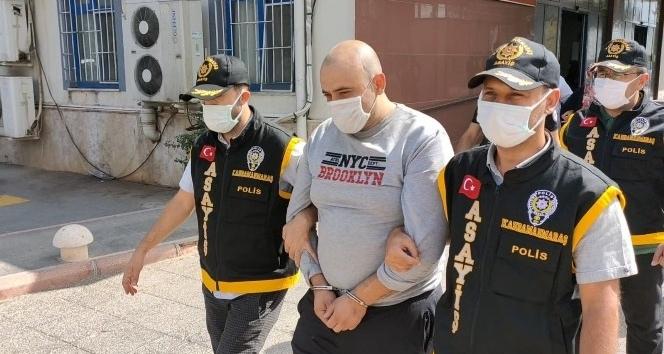 46 yıl hapis cezası ile aranan şahıs yakalandı
