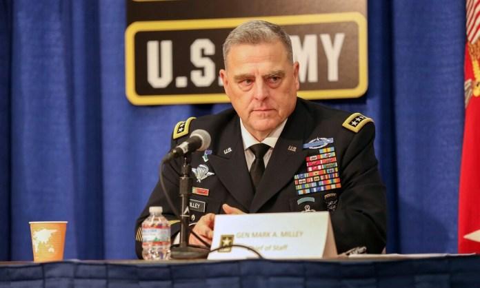 ABD Genelkurmay Başkanı Milley'den çarpıcı Taliban açıklaması