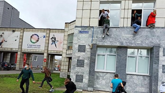 Rusya'da üniversitede silahlı saldırı: En az 8 ölü-YENİLENDİ