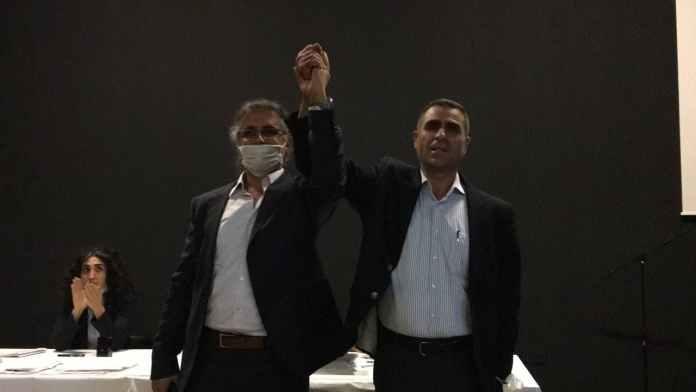 Dersim Dernekleri Federasyonu'nun yeni yönetim kurulu seçildi