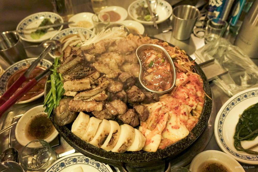 米津五花肉(미진삼겹살)