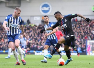 Jordan Ayew has been in acceptable structure this season