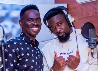 Yaw Sarpong and Sarkodie made a new tune together