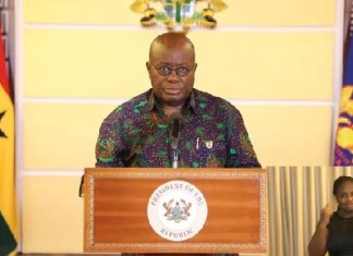 Job creation is my priority – Akufo-Addo