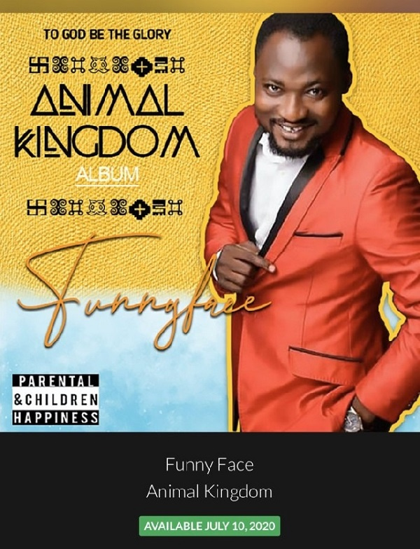 Funny Face Set To Drop His First EP Soon