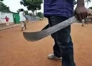 Murder at Akorley as 58-year-old farmer is hacked to death