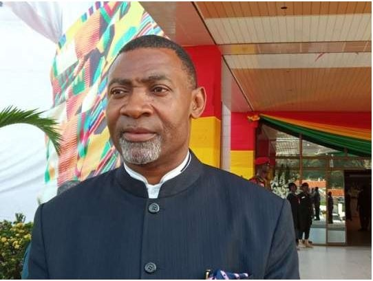 The greater part of your rules to Churches and mosques not useful - Lawrence Tetteh to govt