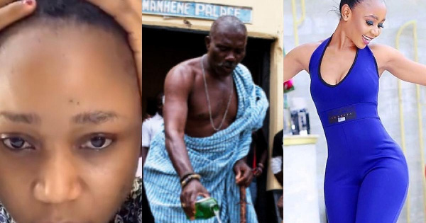 Akuapem Poloo Is Been Cursed By A Chief - Prophet Claims