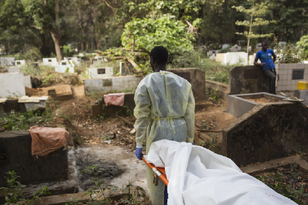 Coronavirus burial at Awudome Cemetery poses no health risk