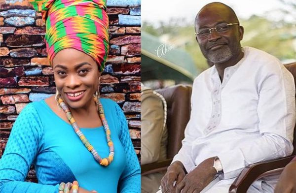 "Gospel musician, Evangelist Diana Asamoah, has said anyone who is against Kennedy Agyapong's decision to expose fake men of God does not like the truth. The award-winning musician, who was speaking on Kingdom Plus 101.9 FM, added that the Assin Central MP is fighting a good cause for God's children. ""I am very happy in the first place because this will make my fellow Christians wake up and start thinking deep, therefore anybody that will rise up against what Hon Kennedy Agyapong is doing doesn't like the truth and you see God is using coronavirus to shake the world. I heard people saying Honourable is doing destroying the work of God, but who is Kennedy to destroy the kingdom?"" she asked. Mr. Agyapong has sworn to expose fake Ghanaian men of God and has since not relented on his efforts for some months now. He uses 'The Seat Show' on Net2 TV as a platform to pursue that agenda. For some months now, he has dealt with wild issues about men of God such as Bishop Daniel Obinim, Nigel Gaisie and others. Diana Asamoah believes nothing bad would happen to Mr. Agyapong because he is fighting for God's children since Christian leaders are not bold enough to speak up and condemn the evil acts by all these fake pastors in the society."