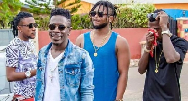 Shatta Wale is not my father – Joint 77 Replies
