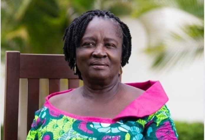 Prof Naana Jane Opoku-Agyemang listed as one of 100 Most Reputable Africans