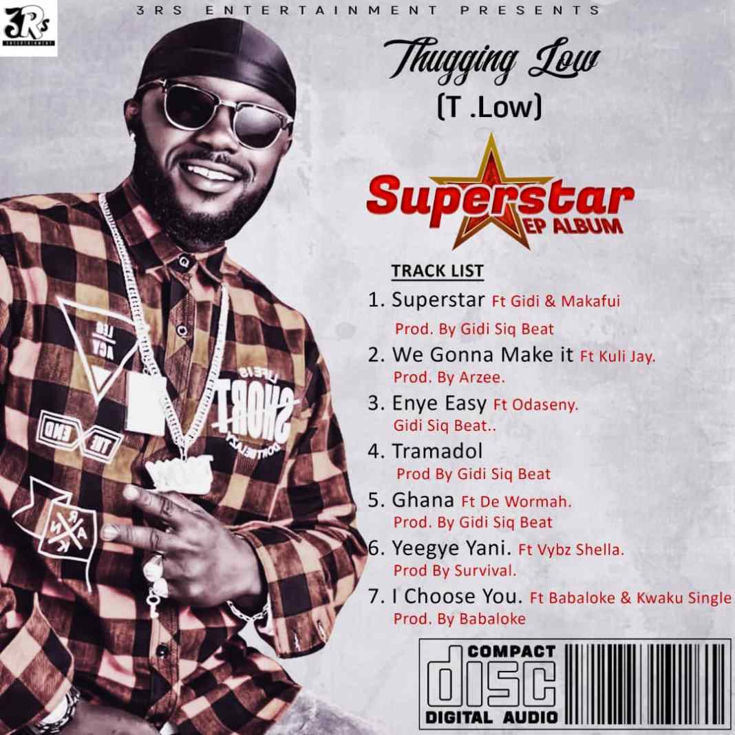 Thugging Low - Superstar EP