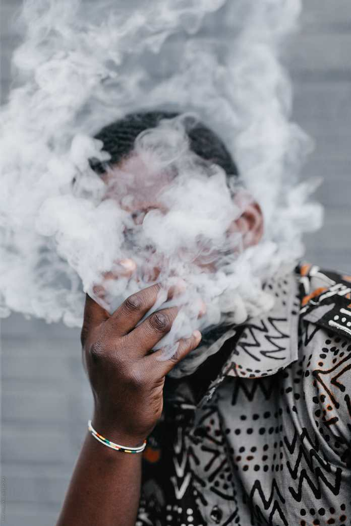 List Of Ghanaian Celebrities Who Can't Stay Out Of Smoking - Check out