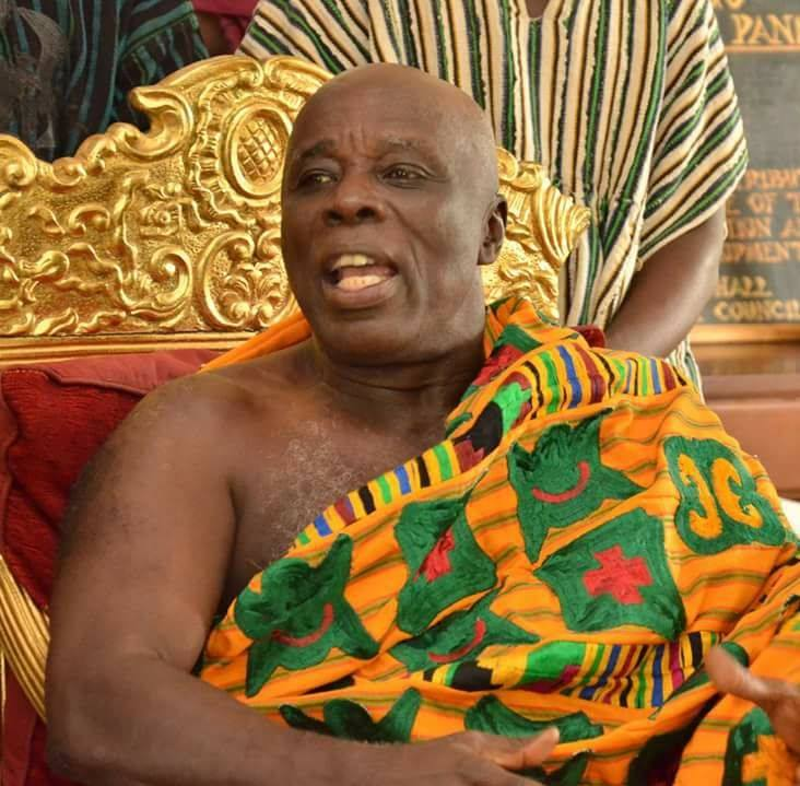 Bright SHS is a 'filthy temple of indecency and corruption' – Okyeman