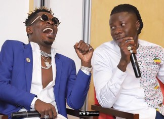 """Stonebwoy Show Love To Shatta Wale On His """"Already"""" Video"""