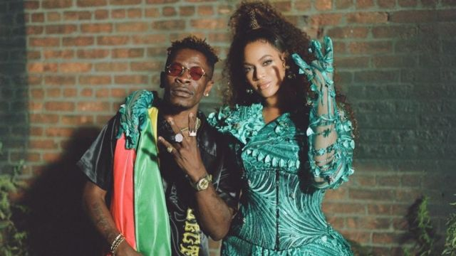 what Beyoncè told Shatta Wale first time they met