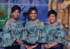 Daughters of Glorious Jesus is made up of Edna, Cynthia, Monica