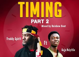 Freddy - Spirit Timing Part 2 Ft. Kojo Mclyttle