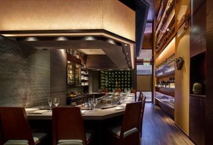 I M Teppanyaki & Wine Interior
