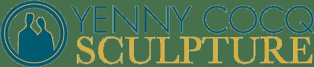 Yenny Cocq Sculpture logo