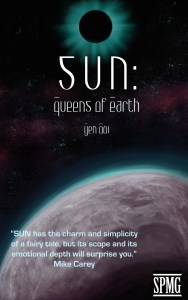 Sun: Queens of Earth by Yen Ooi