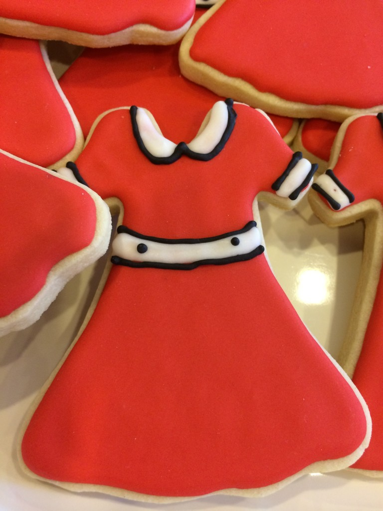 """Annie"" Mania! Orphan Annie Musical Decorated Cookies"