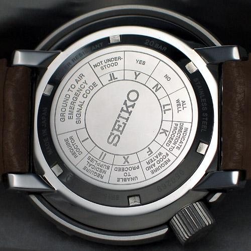 Seiko 6R15 Fieldmaster - SBDC011 (6/6)