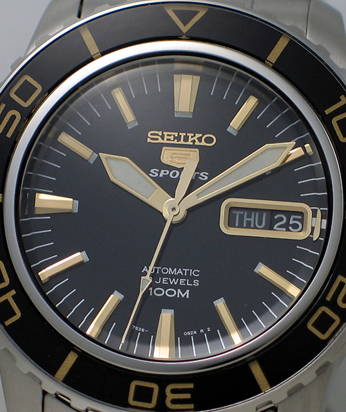 Seiko 5 Sports 100m Model –SNZH57K (4/6)