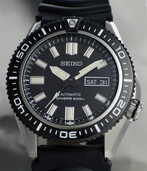 Seiko 200m divers - SKZ323K, SKZ325K & SKZ327K (2/6)