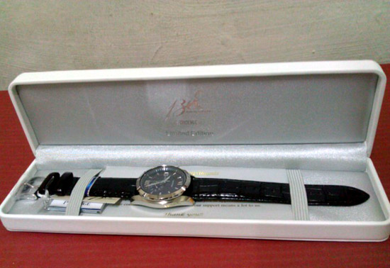 Seiko Presage - Thong Sia Limited Edition  (6/6)