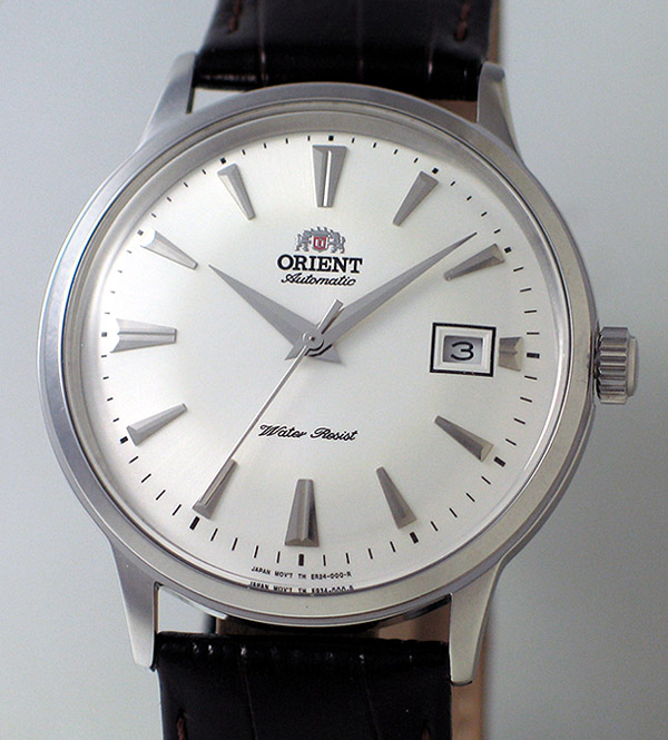 Pictorial Review of an Orient Classic - ER24005W (1/6)