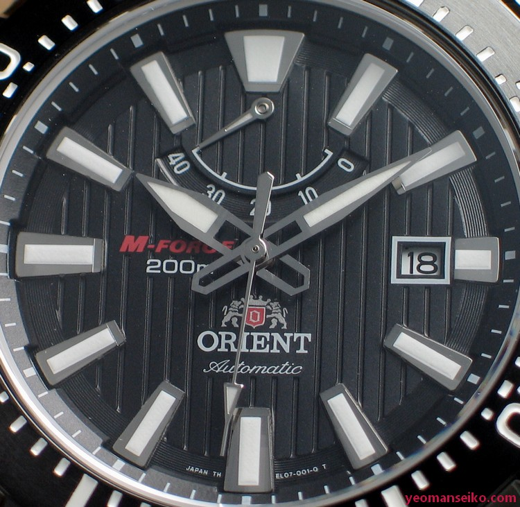 Orient M-Force 2014 Model - EL07002B (2/6)