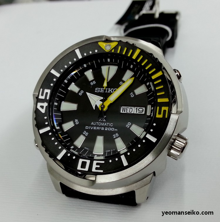 New Seiko 200m Shrouded Divers - SRP639K and SRP641K (1/6)