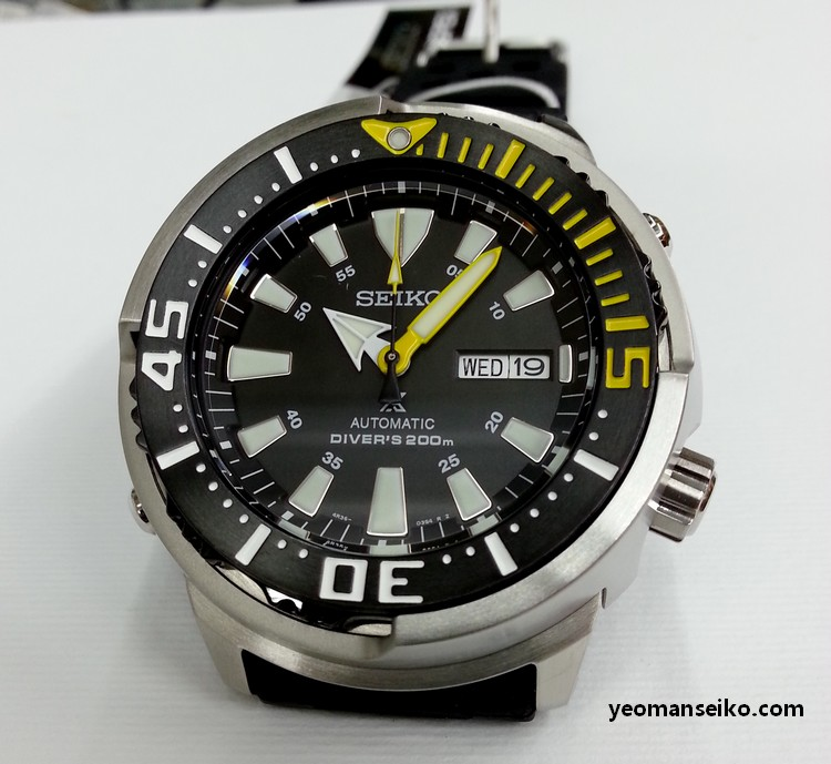 New Seiko 200m Shrouded Divers - SRP639K and SRP641K (2/6)