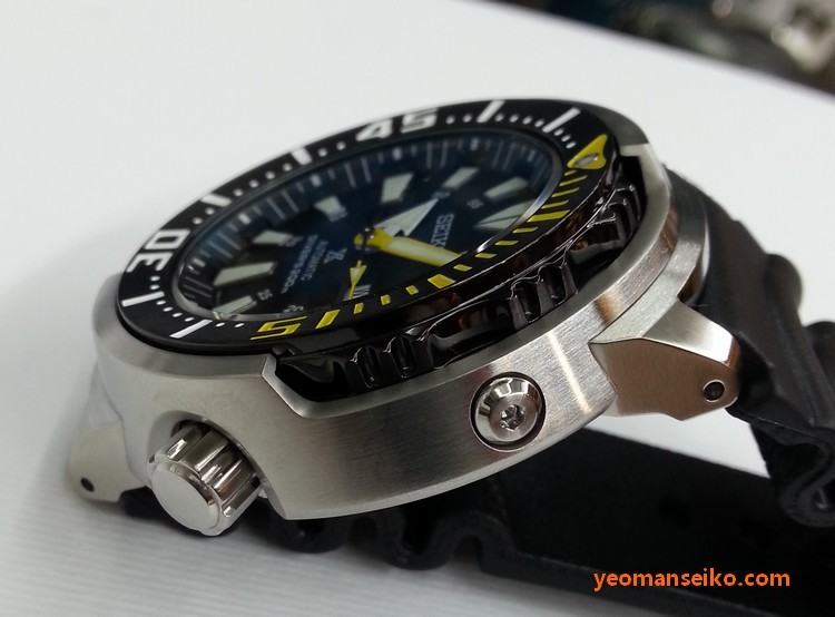 New Seiko 200m Shrouded Divers - SRP639K and SRP641K (5/6)