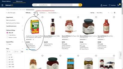 Walmart Brand Registry