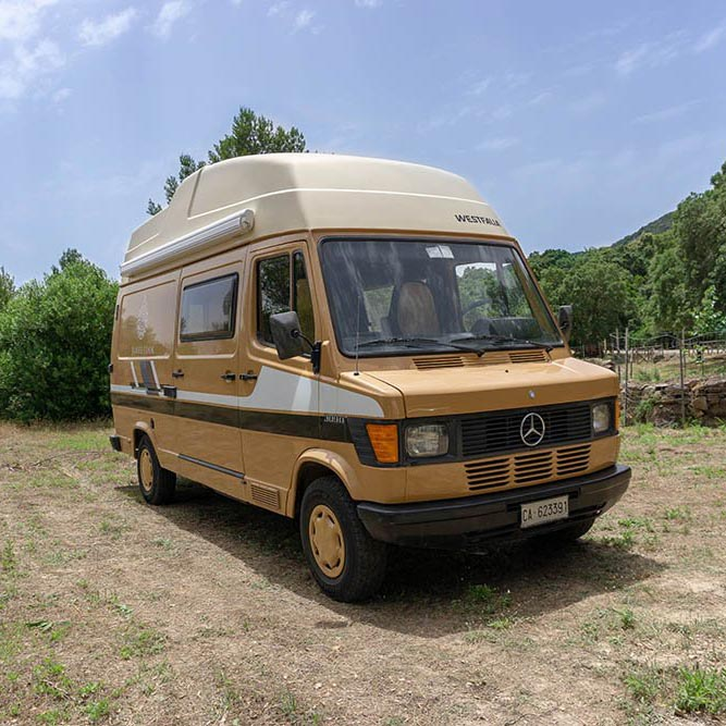 Location Camping car Sardaigne | Westfalia James Cook