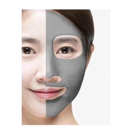 mascarilla negra coreana