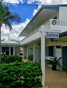 Surfside Motel Exterior