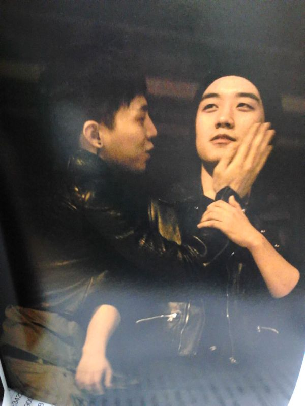 "Kpop""music Of Life"" -ri -dragon Seungri Couple"