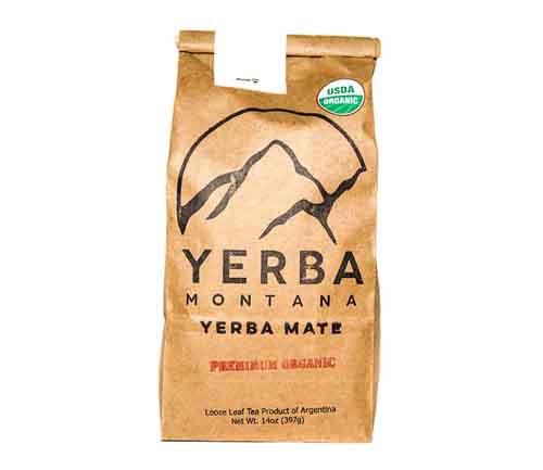 Premium Organic Yerba Mate - Yerba Montana